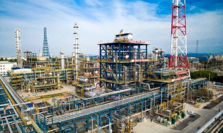 河南省首个苯乙烯项目,总投资67672万元