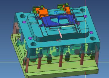 模具CAD有哪些功能特点呢?简述模具CAD的四大功能特点