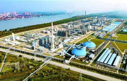 中韩石化累计生产乙烯80万吨,提前36天完成年产量