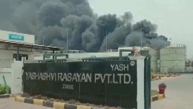 印度化工厂锅炉爆炸引发火灾,8人死亡,约50人受伤