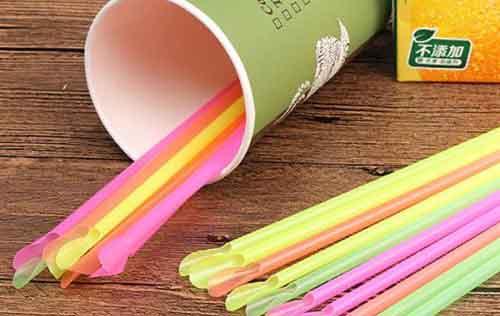 旧金山禁止塑料吸管有望在下周通过二读成为法律