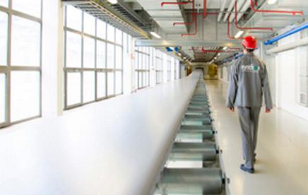 欧洲化学品集团新增工厂旨在提高挤塑聚苯乙烯保温板的产能