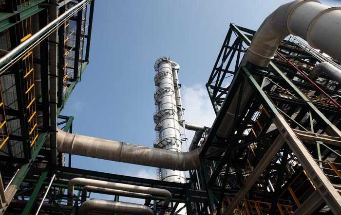 十建公司承建的古雷炼化一体化项目正式开工