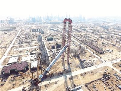 中化泉州100万吨/年乙烯及炼油改扩建项目结果
